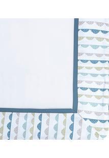 Cobertor Fofo My Prince-Batistela Baby - Azul Petróleo