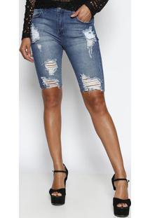 Bermuda Atlanta Jeans - Azuljohn John