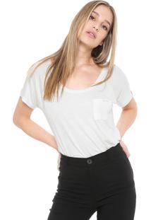 Blusa Ana Hickmann Lisa Off-White