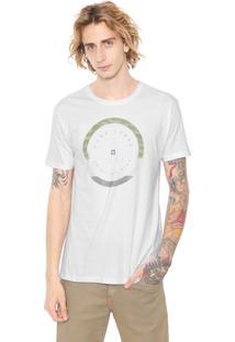 Camiseta Hang Loose Army Branca