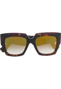 a50906f296539 R  2507,00. Farfetch Fendi Eyewear Óculos De Sol   ...
