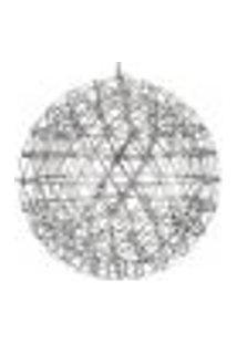Luminária Pendente Raimond Puts - Led - Inox - 50 Cm