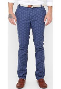 Calça Reserva Casual Arma Secreta Omega - Masculino-Jeans