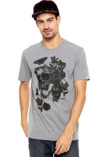 Camiseta Mcd Thorns Cinza