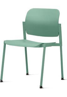 Cadeira Leaf Verde - 54268 - Sun House