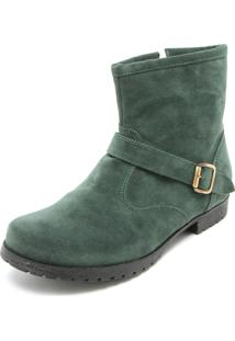 b4725980ba ... Bota Dafiti Shoes Fivela Verde
