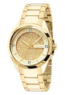 2073e01b0ea ... Relógio Technos Crystal Feminino Analógico