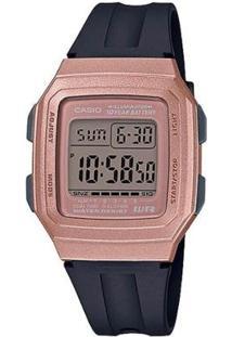 Relógio Casio F-201Wam-5Avdf Feminino - Feminino