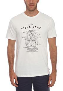 Camiseta Manga Curta M65