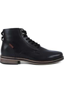 Bota City Boots Baldwin Levis - Masculino-Preto