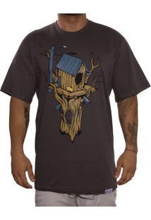 Camiseta Hocks Pardal