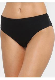 Calcinha Valisere New Control Top All Purpose - Feminino-Preto