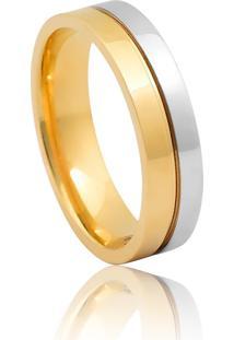 Aliança De Casamento Em Ouro 18K 5,0Mm