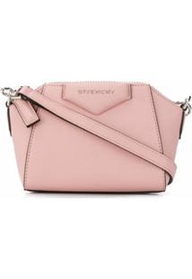 Givenchy Bolsa Transversal Antigona - Rosa