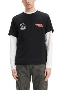 Camiseta Levis Short Sleeve Justin Timberlake - L