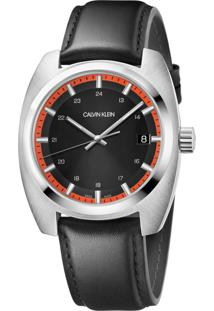 Relógio Calvin Klein K8W311C1 Prata/Preto