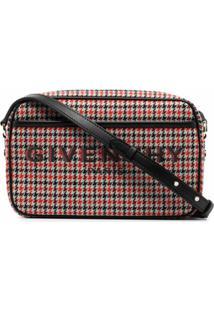 Givenchy Bolsa Transversal Com Estampa - Vermelho