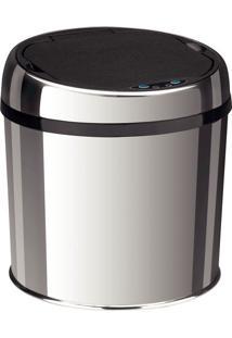 Lixeira Inox Easy Automática Com Sensor 6L Tramontina
