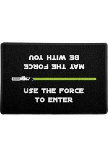Capacho Use The Force Verde 0,40X0,60M - Beek