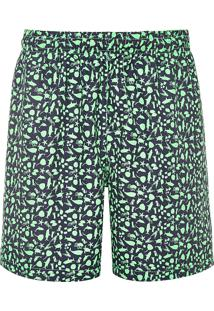 Short Masculino Ocean - Verde