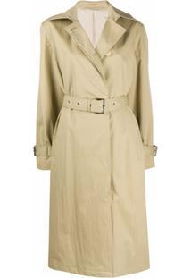 Filippa K Trench Coat Tamara Com Cinto - Neutro