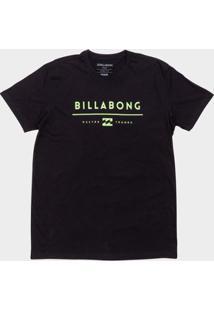 Camiseta Billabong Originals Basic Masculina - Masculino