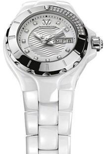 Relógio Technomarine Wt38117B - Feminino-Branco