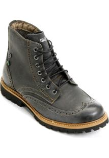 Bota Macboot Cairo 2 - Masculino-Grafite