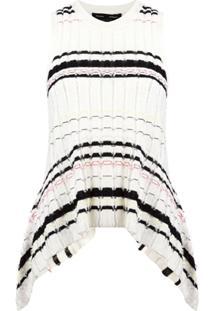 Proenza Schouler Blusa De Tricô - Branco