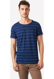 T-Shirt Indigo Blue Masculina - Masculino