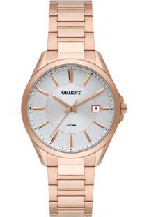 Relógio Feminino Orient Frss1028 S1Rx Analógico Calendário 5 Atm