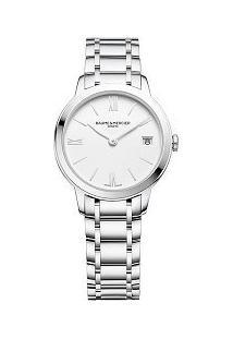 Relógio Baume & Mercier Feminino Aço - M0A10335