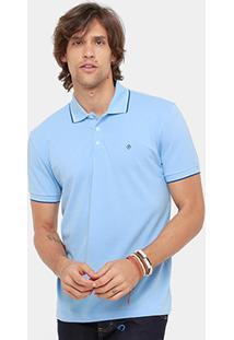 Camisa Polo Forum Piquet Básica Masculina - Masculino
