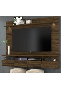 Painel Para Tv 2 Portas Lana 180 Cm 276024 Savana - Madetec