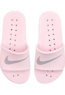 Chinelo Nike Sportswear Wmns Kawa Shower Rosa