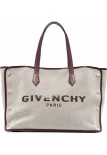 Givenchy Bolsa Tote Cabas Média - Neutro