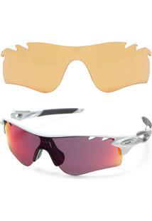 Óculos De Sol Oakley Radarlock Path Branco