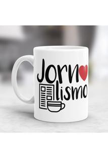 Caneca Porcelana Wevans Jornalismo