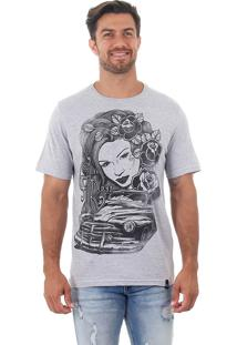 Camiseta Masculina Icebox