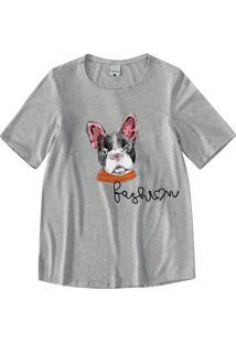 Blusa Bulldog Fashion Malwee