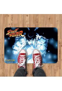 Tapete Street Fighter Hadouken 0,40X0,60M - Beek