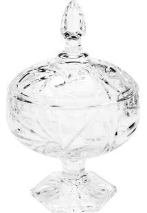 Bomboniere Prima- Cristal- 18X11Cm- Lyorlyor