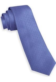 Gravata Tradicional Azul Celeste