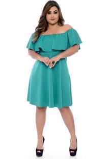 Vestido Esmeralda Plus Size