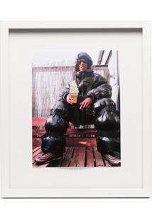 Browns X The Dan Life Papel De Parede Skepta Com Aplicação De Cristal - 108 - Multicoloured: