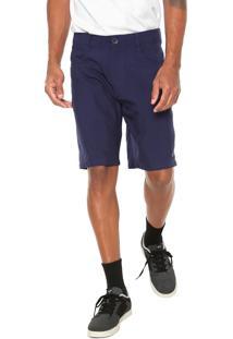 Bermuda Oakley Reta Pocket Azul-Marinho