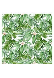 Papel De Parede Stickdecor Adesivo Floral Folhagem 100Cm L X 300Cm A