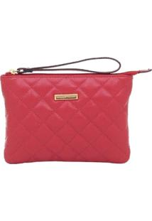 Clutch Smartbag Couro - Feminino