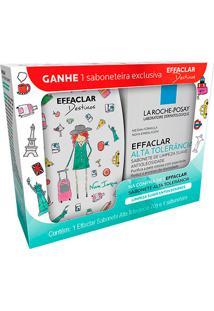 Sabonete Facial Effaclar Alta Tolerância La Roche Posay 70G + Saboneteira