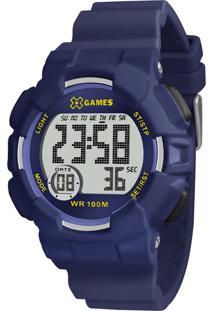 Relógio X-Games Feminino Xmppd492Bxdx